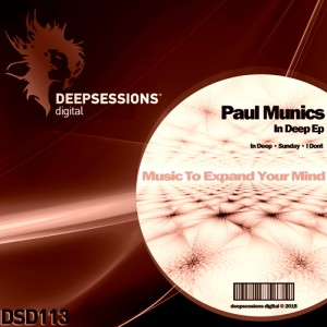 DSD113 Paul Munics – In Deep Ep