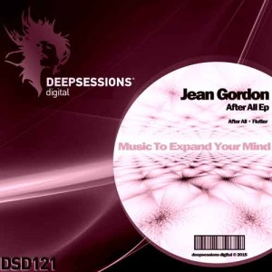 DSD121 Jean Gordon – After All Ep