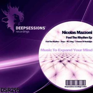 DSR295 Nicolas Mazzoni – Feel The Rhythm Ep
