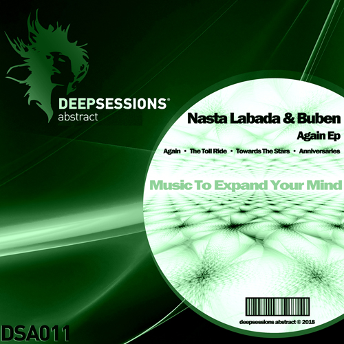 Nasta Labada & Buben – Again Ep [Deepsessions Abstract]