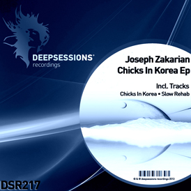 Joseph Zakarian – Chicks In Korea Ep