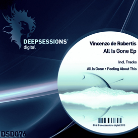 Vincenzo de Robertis – All Is Gone Ep
