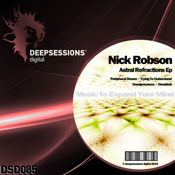 Nick Robson – Astral Refractions Ep