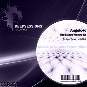 Angelo-K – The Space We Are Ep