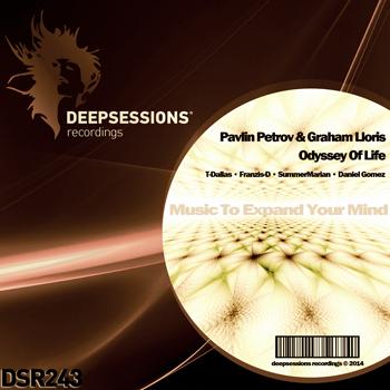 Pavlin Petrov & Graham Lloris – Odyssey Of Life
