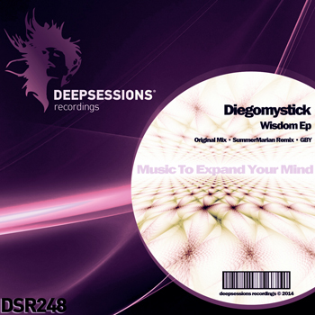 Diegomystick – Wisdom Ep