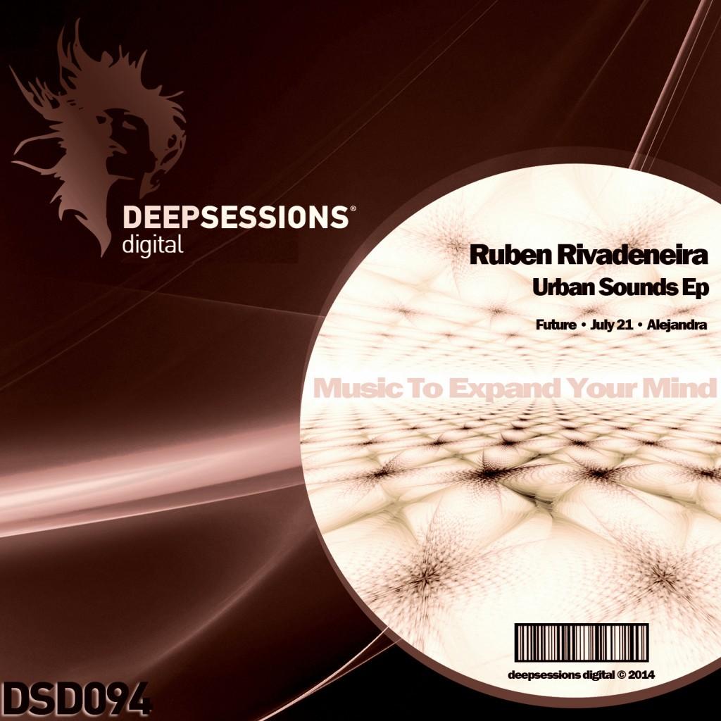 Ruben Rivadeneira – Urban Sounds Ep