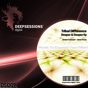 Tribal Difference – Deeper & Deeper Ep