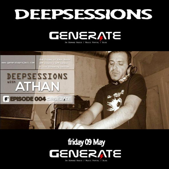 Deepsessions – May 2014