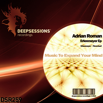 Adrian Roman – Erlenmeyer Ep [Deepsessions Recordings]