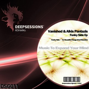 DSG011 Vanished & Alkis Pantazis – Funky Side Ep