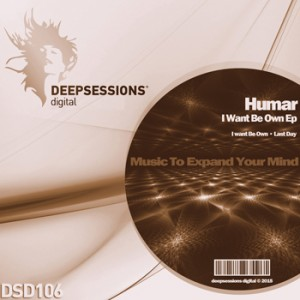 DSD106 Humar – I Want Be Own Ep