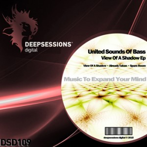 DSD109 United Sounds Of Bass – View Of A Shadow Ep