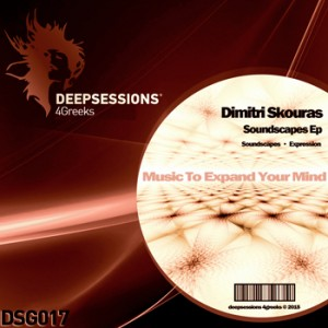 DSG017 Dimitri Skouras – Soundscapes Ep