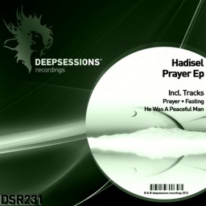 DSR231 Hadisel – Prayer Ep