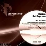 DSRA010 Hadisel - Sad Days Album
