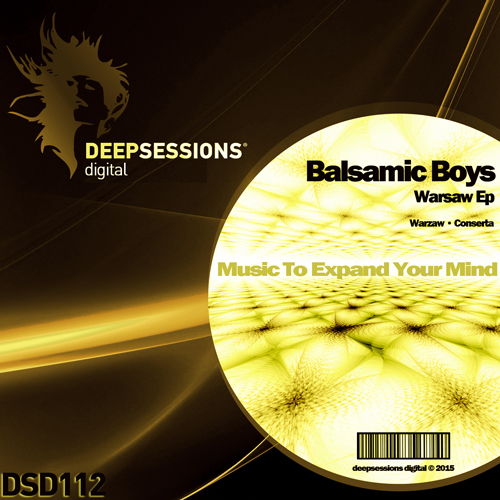 Balsamic Boys – Warsaw Ep [Deepsessions Digital]