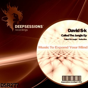 DSR277 David S-k – Called The Jungle Ep