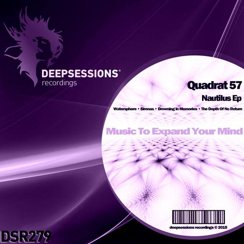 Quadrat 57 – Nautilus Ep [Deepsessions Recordings]