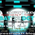 XTR Birthday @ October 2011