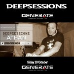 Deepsessions - Oct 2014 @ Generate