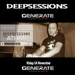 Deepsessions - Nov 2014 @ Generate