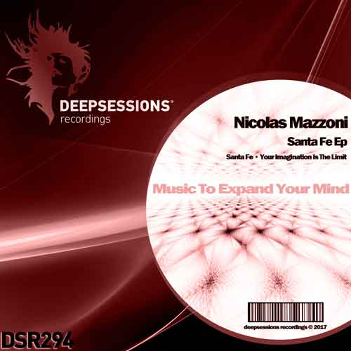 Nicolas Mazzoni – Santa Fe Ep [Deepsessions Recordings]