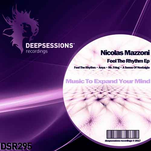 Nicolas Mazzoni – Feel The Rhythm Ep [Deepsessions Recordings]