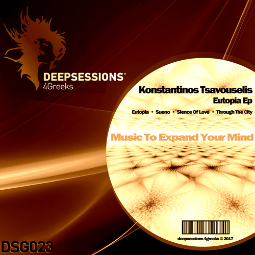 Konstantinos Tsavouselis – Eutopia Ep [Deepsessions 4Greeks]