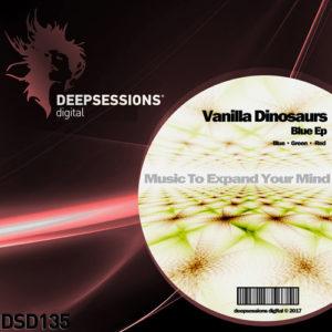 DSD135 Vanilla Dinosaurs – Blue Ep