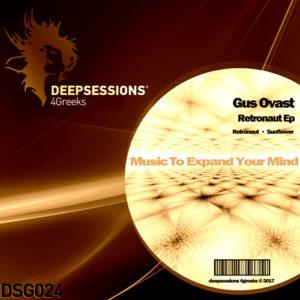DSG024 Gus Ovast – Retronaut Ep
