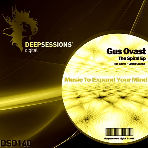 Gus Ovast – The Spiral Ep [Deepsessions Digital]