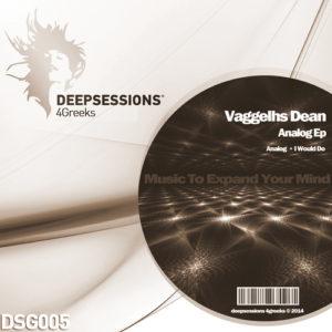 DSG005 Vaggelhs Dean – Analog Ep