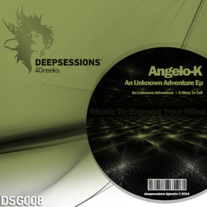 DSG008 Angelo-K – An Unknown Adventure Ep