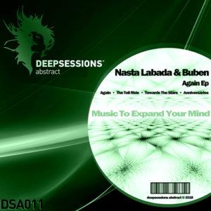 DSA011 Nasta Labada & Buben – Again Ep
