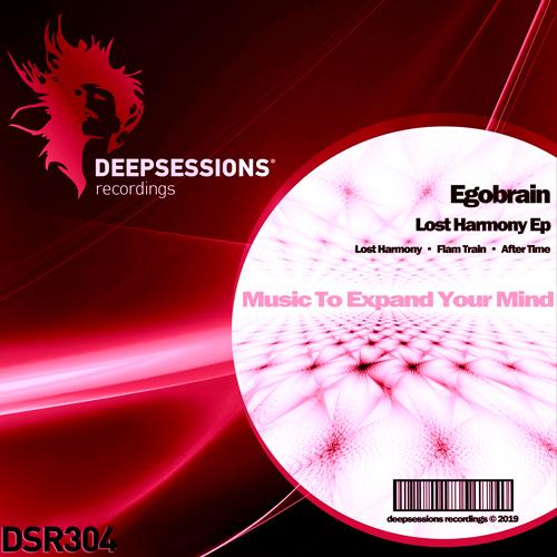 Egobrain – Lost Harmony Ep [Deepsessions Recordings]