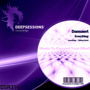 DSR316 Dansaert – Everything Ep