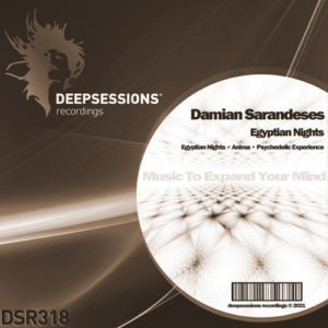 DSR318 Damian Sarandeses – Egyptian Nights Ep