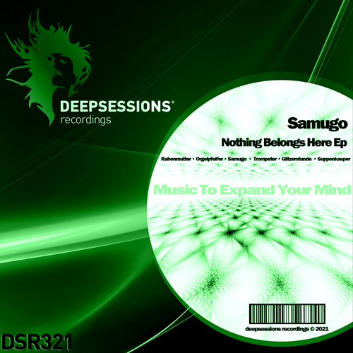 DSR321 Samugo – Nothing Belongs Here Ep