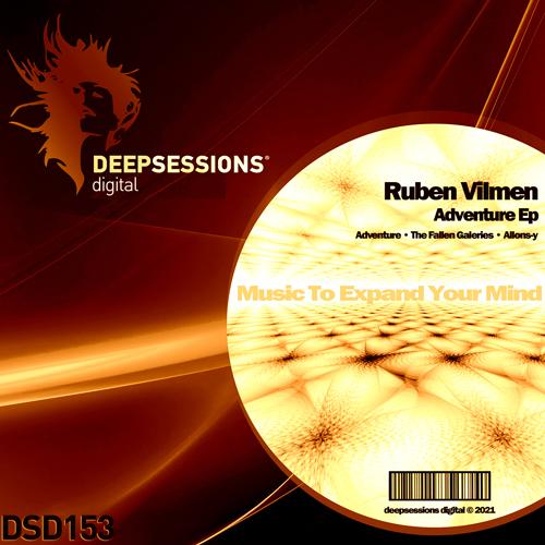 Ruben Vilmen – Adventure Ep [Deepsessions Digital]