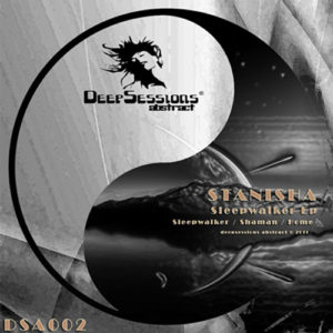 DSA002 Stanisha – Sleepwalker Ep