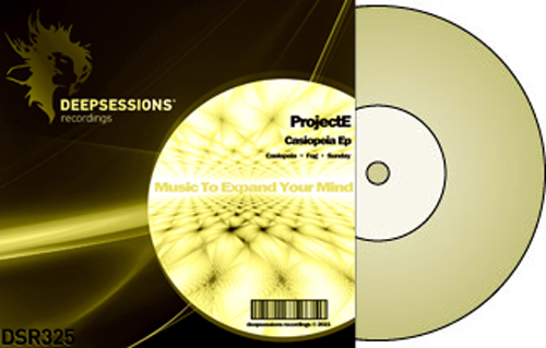 ProjectE – Casiopeia Ep [Deepsessions Recordings]