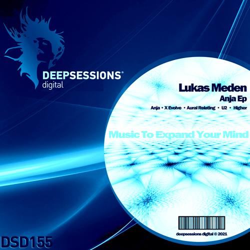 DSD155 Lukas Meden – Anja Ep