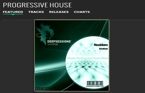 Nockturn – Awaken – Feature Beatport & Juno Download