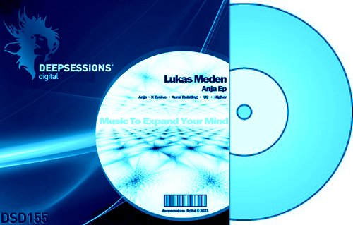 Lukas Meden – Anja Ep [Deepsessions Digital]